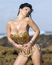 Denise Milani, 8X10 Brillante Foto Imagen Imagen dm27