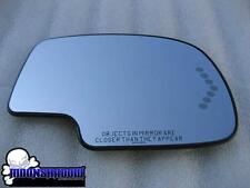 2000 GM GMC SIERRA C/K 1500 OEM RIGHT PASSENGER SIDE TURN SIGNAL MIRROR RH