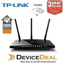 TP-LINK TD-W8980 Wireless N600 Dual Band Gigabit ADSL2+ Modem Router