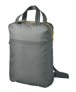 IKEA PIVRING Backpack, grey, 9 l new