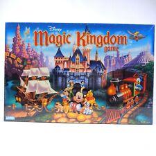 Disney Magic Kingdom Board Game Parker Brothers 2004 Unopened