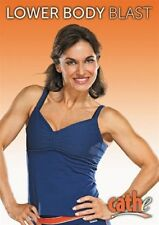 CATHE FRIEDRICH LOWER BODY BLAST FITNESS DVD NEW SEALED WORKOUT EXERCISE