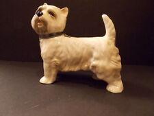 Vintage Coopercraft Large Scottish Terrier Dog Figurine Made In England