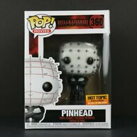 Funko Pop! Hellraiser Pinhead Hot topic GITD #360