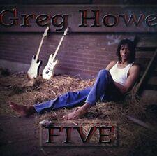 Greg Howe - Five [CD]