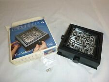 NOS Vtg 1979 Labyrinth Solitaire Game of Skill Puzzle by Mag-Nif