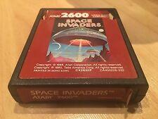 SPACE INVADERS - Atari 2600 VCS Game Cartridge  PAL UK