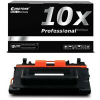10x Pro Eurotone Toner Black Replaces Canon CRG039H LBP-352 x Ca. 25.000 Pages