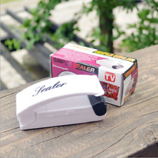 Portable Mini Home Heat Bag Sealer Sealing Machine Plastic Bag Food Packaging