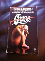 Chase (A Star book) by Koontz, Dean Paperback Book The Fast Free Shipping
