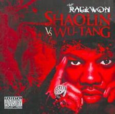 RAEKWON - SHAOLIN VS. WU-TANG [PA] NEW CD