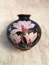 Walter Stark Handpainted Porcelain Vase