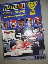 Faller AMS Racing Rennbahn Weltmeisterschaft 3904   Slotcar 14