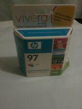 Genuine HP 97 Ink Cartridge Tri-Color C9363WN EXP April, 2008 Unopened Pkg.