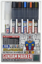 GSI Creos Gundam Pouring Ink Marker Set (Paneline)