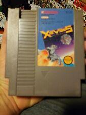 Xevious game (NES, Nintendo Entertainment System, 1988) (USED)