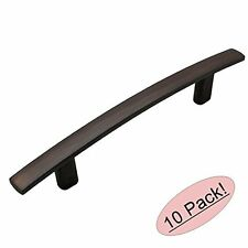 *10 Pack* Cosmas Cabinet Hardware Oil Rubbed Bronze Handle Pulls #2363-3ORB