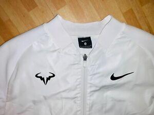 Nike Tennis Jacke Rafa Nadal Dri Fit Herren Gr. M , Neu , ungetragen
