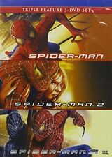 Spider-Man Trilogy Collection 1-3 (Three-Pack) [DVD] NEW!