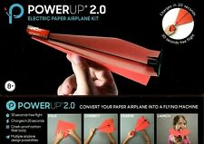 NEW PowerUp 2.0 Electric Paper Airplane Conversion Kit 20sec charge AU SELLER