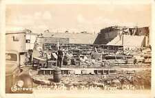 Pryor Oklahoma Safeway Store After Tornado Real Photo Antique Postcard J43764