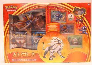 Pokemon Alola Kollektion Sonne Box Deutsch NEU