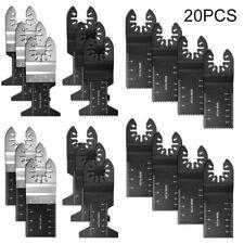 20pcs/set Multi Tools Kit Oscillating Saw Cutters For Fein Multimaster/Makita