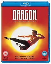 Dragon - The Bruce Lee Story [Blu-ray]