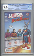 LEGION OF SUPER-HEROES / BUGS BUNNY SPECIAL #1  CGC 9.6