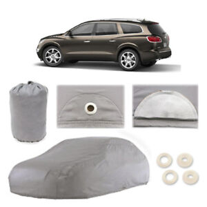 Buick Enclave 5 layer SUV Cover Fitted Outdoor Water Proof Rain Snow Sun Dust