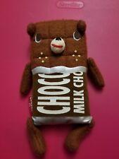 Japan Gladee Plush Chocolate Bar Bear
