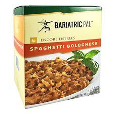 BariatricPal Protein Entree - Spaghetti Bolognese
