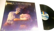 The Glass Menagerie Soundtrack Tennessee Williams  LP IN SHRINK Henry Mancini