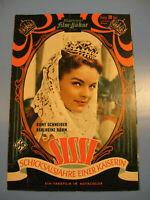 Romy Schneider.Sissi IFB Filmprogramm 1950.Jahre.Nr.4070-Movie program