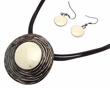 Statement Necklaces For Women White Necklaces White Jewellery 13238