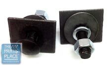 1961-64 Impala Radiator Core Support Mounting And Hardware - Pair