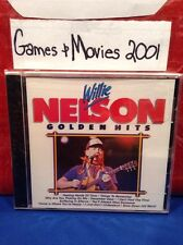 Golden Hits by Willie Nelson (CD, Feb-1996, ITC Masters)