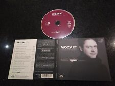 MOZART FANTASIAS AND RONDOS (RICHARD EGARR, PIANO) 2006 CD