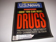 U.S. NEWS & WORLD REPORT, September 11, 1989, HOW YOU CAN BEAT DRUGS, COCAINE!