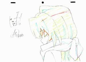 SALE! Anime Genga Not Cel: ToraDora! #642