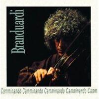 "ANGELO BRANDUARDI ""CAMMINANDO CAMMINANDO""  CD NEUF"