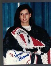 Manon Rheume Professional Hockey Player Women's Hockey Signed Photo W/Our COA