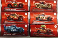 Cars Puzzle Box Series 1 Lightning McQueen Diecast Memorable Moments (6 Pack)