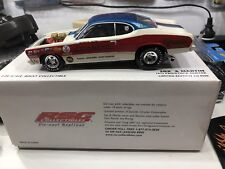 RSG Collectibles 1/24 Scale Diecast Replica Sox & Martin 1972 Pro Stock Duster