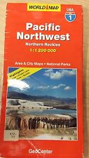Pacific Northwest: Northwest Rockies: GeoCenter Map (M16)