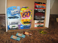 Hot Wheels Lot of 11 1965 Ford Mustang Variation '65 Convertible Ultra Hots Rare