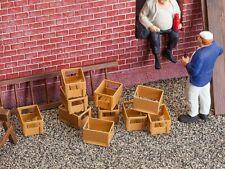 Pola Zubehör 333208  Spur G 10 Kisten leer  Bausatz