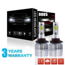 HB3 9005 1400W 195000LM COB LED Headlight Lamp Bulbs Conversion Kit white 6000k