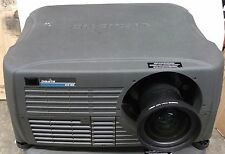 Christie DS+8K 3-Chip DLP SXGA+ Digital Projector (no remote) Lamp 232 Hrs