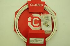 QUALITY CLARKS AVID HH3-3 BICYCLE BIKE FRONT &REAR HYDRAULIC WHITE BRAKE HOSE